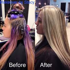 our work blu salon