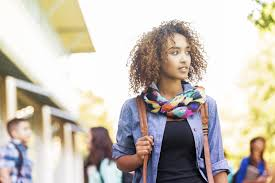 9 helpful tips for the feminist first year college student a college student looks new to campus