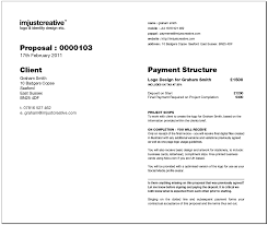 proposal graphic design template proposal graphic design