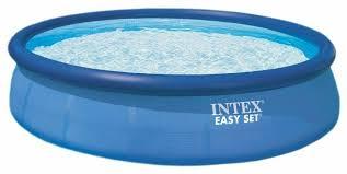 Бассейн <b>Intex Easy Set</b> 28164/56414/54914 — купить по выгодной ...