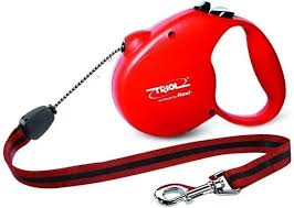 <b>Рулетка</b> Triol Flexi Standard с тросовым поводком для собак ...