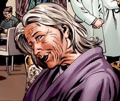 Years later Peggy, now older, would tell her niece Sharon Carter about the war and her adventures with Captain America and the allies. - 767606-002