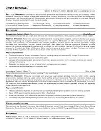 resume for event planner event marketing resume sample example event coordinator resume sample