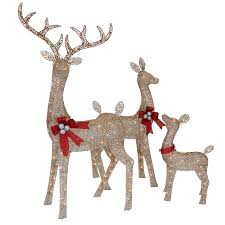 <b>Deer Christmas</b> Decorations at Lowes.com