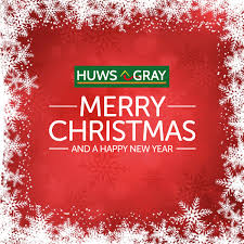 MERRY CHRISTMAS & <b>HAPPY NEW YEAR</b>! | Huws <b>Gray</b> Blog ...