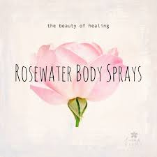<b>Rosewater Body Sprays</b> | Recipe | Body spray, Rose water, Diy skin ...