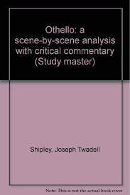 cheap cassio othello character analysis cassio othello othello a scene by scene analysis critical commentary study master