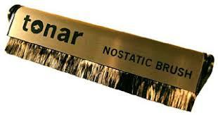 <b>Щётка</b> для винила <b>антистатическая</b>: <b>Tonar Nostatic</b> Brush, art. 3180
