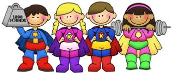Image result for super teachers clipart