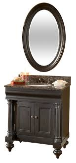 bathroom vanity granite countertop