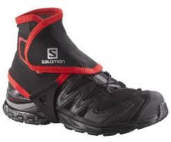 <b>Salomon</b> - Гетры для бега <b>Trail Gaiters</b> High - купить на сайте ...