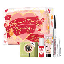 Buy <b>Benefit</b> Cosmetics <b>Brows & New</b> Beginnings! Makeup Set ...