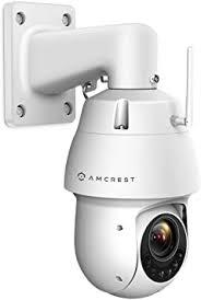 Amcrest WiFi Outdoor PTZ IP Camera, Wireless Pan ... - Amazon.com