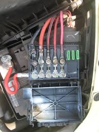 battery fuse box melting on 04 new beetle newbeetle org forums Vw Beetle Fuse Box Wiring Vw Beetle Fuse Box Wiring #44 2005 vw beetle fuse box wiring diagram