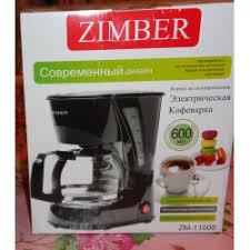Отзывы о <b>Электрическая кофеварка Zimber</b> ZM-1108