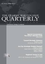 ssi publications military strategy national security and cumulative index of parameters articles and review essays