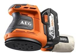 Аккумуляторная эксцентриковая <b>шлифовальная машина AEG</b> ...