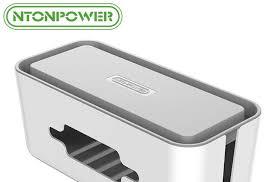 Discount !! <b>NTONPOWER RMB Hard Plastic</b> Power Strip Storage ...
