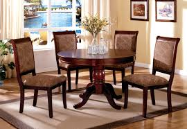 Five Piece Dining Room Sets Round Dining Table Set For 4 Alkatk