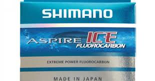 <b>Леска зимняя SHIMANO</b> Aspire Fluo Ice 30м прозрачная купить