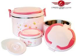 China <b>Hot Sale</b> Food Warmer Container <b>4PCS</b> Set - China Food ...