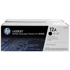 <b>Тонер Картридж HP Q2612AF</b> черный x2уп. для <b>HP</b> LaserJet 1010 ...