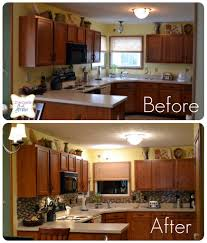 galley kitchen makeovers makeover
