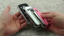 Обзор: Гламурный пластиковый <b>чехол накладка для Samsung</b> ...