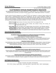 electronic resume format examples our 1 top pick for sales electronic engineer resume sample