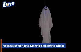 B&M Lifestyle | <b>Halloween Hanging Ghost</b> Decoration