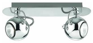 <b>Спот IDEAL LUX</b> Lunare AP2 Cromo — купить по выгодной цене ...