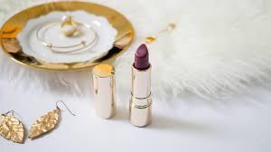 <b>Clarins</b> Joli Rouge Lipstick| <b>744</b> SOFT <b>PLUM</b> - Macarons and Mischief