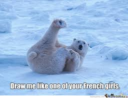 Polar Bear Memes. Best Collection of Funny Polar Bear Pictures via Relatably.com