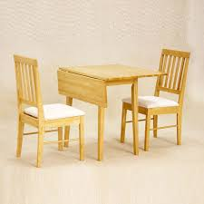 Teak Dining Room Chairs Unpolished Teak Wood Extendable Dining Table With High Backrest