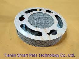 China <b>Cardboard Pet</b> Cat Scratcher Toy Products - China Cat ...