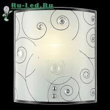 Настенный светильник <b>Eurosvet 3745/1</b> хром