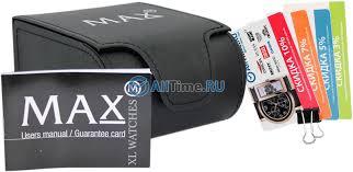 Наручные <b>часы MAX XL Watches</b> max-323 — купить в интернет ...