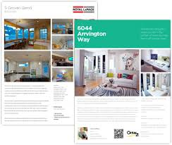 real estate flyer templates and feature sheets  snap flyers featured real estate flyers