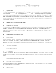 best request for proposal templates examples rpf templates request for proposal template 15
