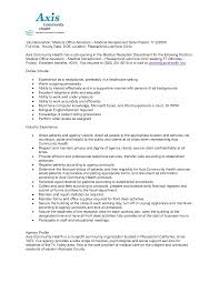 resume examples examples of resumes for medical assistants medical sample medical assistant duties resume singlepageresume com medical assistant skills resume samples stunning medical assistant skills