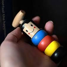 Akeny <b>1 Set Immortal</b> Daruma Halloween Magic Tricks Funny Toy ...