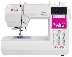 <b>Швейная машина Janome 450MG</b> — купить по выгодной цене на ...