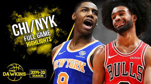Chicago Bulls vs New York Knicks Full Game Highlights | November ...