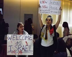 cuny response to alleged bias inadequate jewish week an sjp die in vigil for ferguson and gaza held in john
