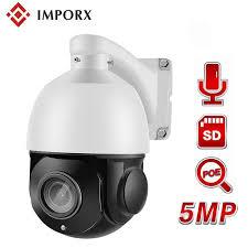 <b>IMPORX</b> 2MP Mini Dome <b>WiFi</b> PTZ <b>IP</b> Camera Indoor 1080P ...