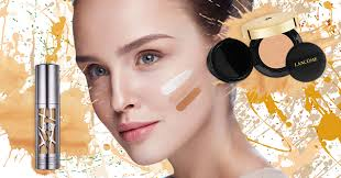 10 лучших <b>тональных кремов</b> для проблемной кожи