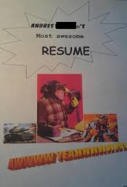 21 funny resumés cover letters photos the huffington post
