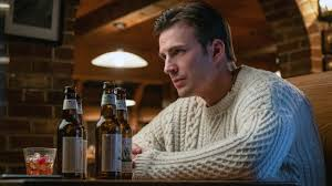 """The Curious Case of Chris Evans's <b>Sweater</b> in """"Knives Out"""" 
