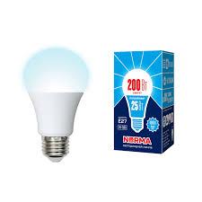 <b>Светодиодная лампа</b> Volpe <b>LED</b>-A70-<b>25W</b>/<b>4000K</b>/E27/FR/NR ...