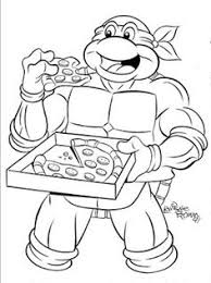 Small Picture Emejing Tmnt Michelangelo Coloring Pages Pictures Coloring Page
